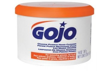 Gojo 14oz Orange W/pumice Hand Cle 315-0971-12, Unit CS