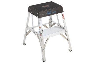 Louisville Ladder 4ft Aluminum Ehd Indust.step S 443-AY8004, Unit EA