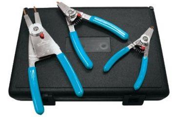 Channellock 3pc Snap Ring Plier Set926 9 140-RT-3, Unit PK