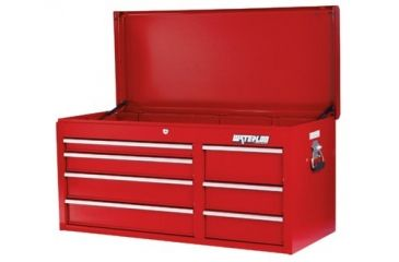 Waterloo 26in 6 Drawer Red Tool Chest B 797-TR61206, Unit EA