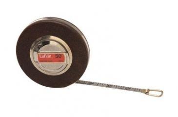 Lufkin 3/8x100ft In 16ths Cladmeasuri 5011117592, Unit EA