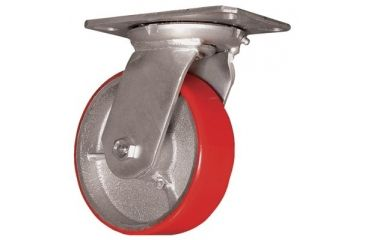 ORS Nasco 4in Swivel Caster W Brake 5011122798, Unit EA
