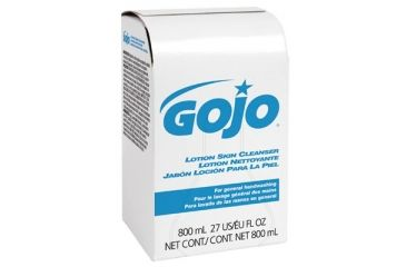 Gojo 800ml Dermapro Pink Lotion Ski 315-9112-12, Unit CS