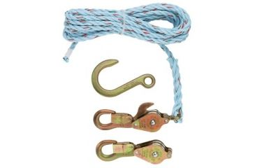 Klein Tools Block And Tackle 409-1802-30S, Unit EA
