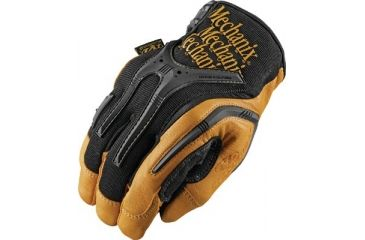 Mechanix Wear Cg Heavy Duty Glove Black Medi 5011144182, Unit PK