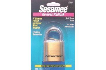 CCL Sesamee Marine Padlock 197-K0436, Unit EA