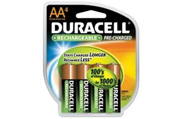 ORS Nasco Duracell Precharged Aaa4 Pk 243-DX2400R4, Unit PK