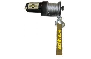 Keeper Electric Winch 4000 Lbs 130-KT4000, Unit EA