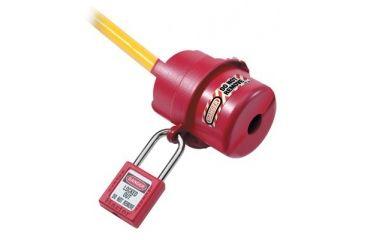 Master Lock Electrical Plug Cover 120 Volt 470-487, Unit EA