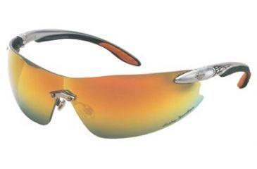 Harley-Davidson Safety Eyewear Hd 800 Series Silver Temples-b 883-HD801, Unit PK