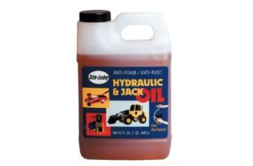 ORS Nasco Hydraulic Jack Oil1 Quart 125-SL2552, Unit CS