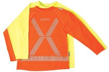 Ironclad I Viz Long Sleeve Class2 Orang 5011138547, Unit EA