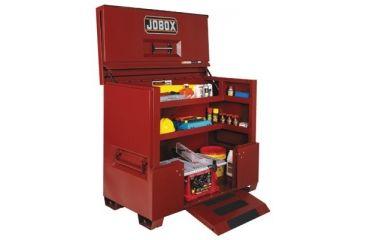 Jobox Piano Box-drop Down Front 74x3 217-1-684990, Unit EA