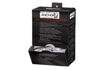 Anchor Brand Lens Cleaning Towelettes(box/1 101-70-AB, Unit PK