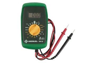 ORS Nasco Manual Ranging Multimeter 332-DM-20, Unit EA