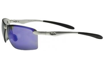 AOSafety Occ101 Safety Glasses Siver Al 5011121036, Unit EA
