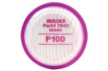 Moldex/Metric P100 Filter Disk With Nuisance 507-7960, Unit CS