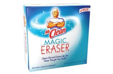 Procter & Gamble (pk4) Mr. Clean Magiceraser 608-43516, Unit CS