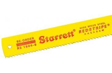 L.S. Starrett Rs1806-6 18in Hack Saw Blade 1 681-40064, Unit PK