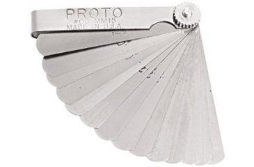 Proto Set Feeler Ga Metric 15 577-00MM15, Unit PK