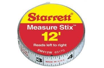 L.S. Starrett Sm66w 3/4inx6ft Self Adhes 681-63169, Unit EA