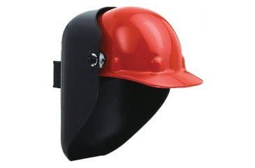 Fibre-Metal 5000 Series Welding Black Helm 280-5906BK, Unit EA