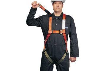Honeywell Safety Lg Full Body Harnesslightwe 6141100187, Unit EA