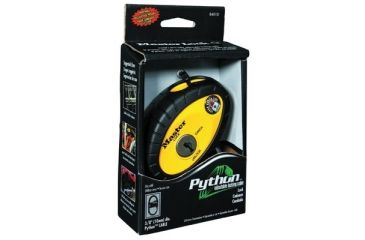 Master Lock Yellow Python Tm Lock Body Key 470-8401D, Unit EA