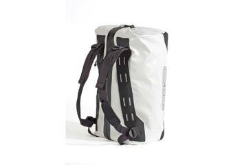 f6cceb801bf Ortlieb Duffle, 60L, White-Black, White, PVC / Nylon, 5