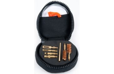 Otis .22 - .45 Cal. Pistol Cleaning System w/Items Stored