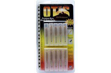 Otis Technology Bulk Brass Bore Brushes, 10 Pack, .45 Cal - 345-BP