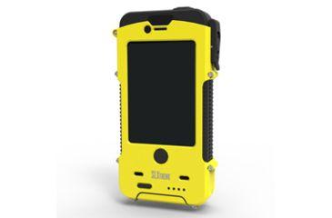 Otis Technology SnowLizard SLXtreme iPhone 4-4S Case, Yellow, Small CD-SLSLXAPL04-YE