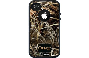 Otter Box iPhone 4S Defender- Realtree, Realtree Black, iPhone 4/4S APL2-I4SUN-J7