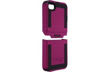 Otter Box Reflex 4S Phone Case, Deep Plum OB01008
