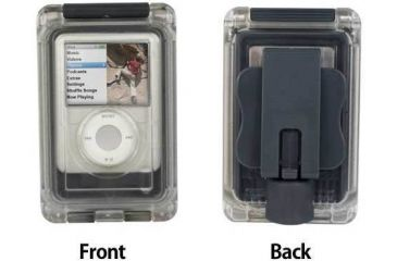 OtterBox Case for iPod Nano 3rd Gen Armor Series Clear 911-01
