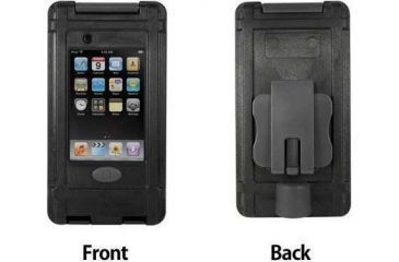 online store acb5c 67b9f OtterBox Case for iPod Touch Armor Series Black 915-20 | Free ...