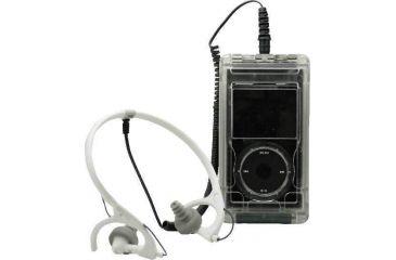 H2OAudio Earphones with Otterbox iPod Case