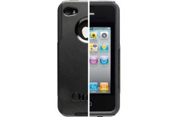 Otterbox iPhone 4 Commuter Case, Black APL4-I4XXX-20
