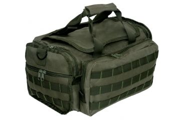 Outdoor Connection Max-Ops Range Bags MOLLE, Green MLRBGN-62115