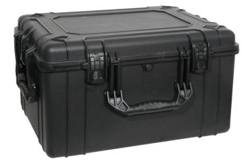 Outdoor Connection Air Tight Water Tight Case, 24.5in.X19.47in.X8.04in., Black CSATWT3-28388