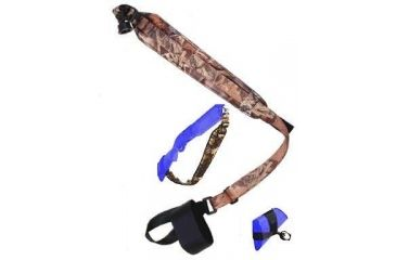 Outdoor Connection Max4 Camo Padded Shotgun Sling TSP79613