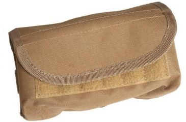 Outdoor Connection Shell Pouch, MOLLE, Brown MLSHLCB-62112