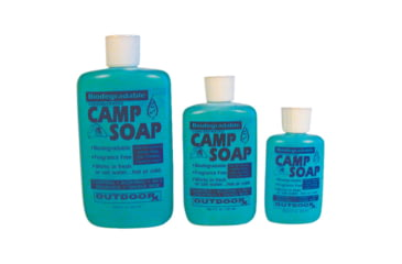 Outdoorx Camp Soap 2 Oz 310