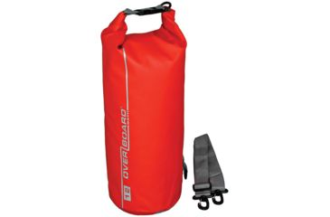 Overboard Gear Dry Tube 12 L Red OB1003R