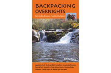 Overnite Hikes Nc Mts/sc Upst, Jim Parham, Publisher - Milestone Press