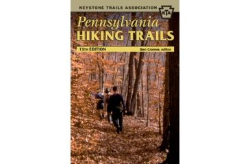 Pa Hiking Trails, 13th Ed., Ben Cramer, Publisher - Stackpole Books
