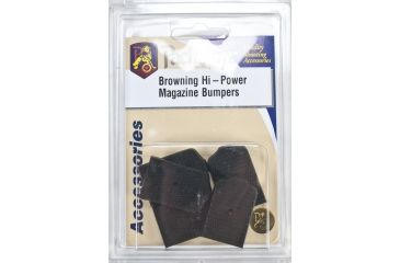 Pachmayr Magazine Bumper For Browning HP, 5 Pk.