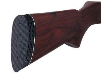Pachmayr Pre-Fit Decelerator 1in Recoil Pad, Basket Black - Winchester 70 Classic Wood