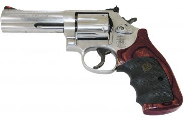 Pachmayr Smith & Wesson J Frame - Rosewood 455
