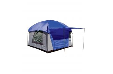 PahaQue Pamo Valley XD B6-Person Tent, Blue 186258